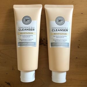 2x IT COSMETICS Confidence In A Cleanser 5 oz FULL